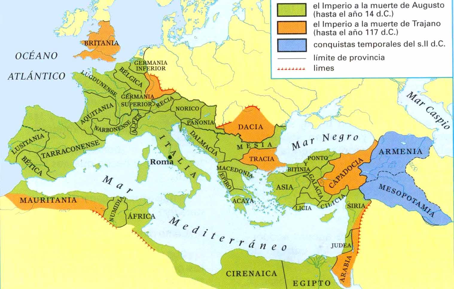 mapa de roma antigua la gr cia i roma antiga